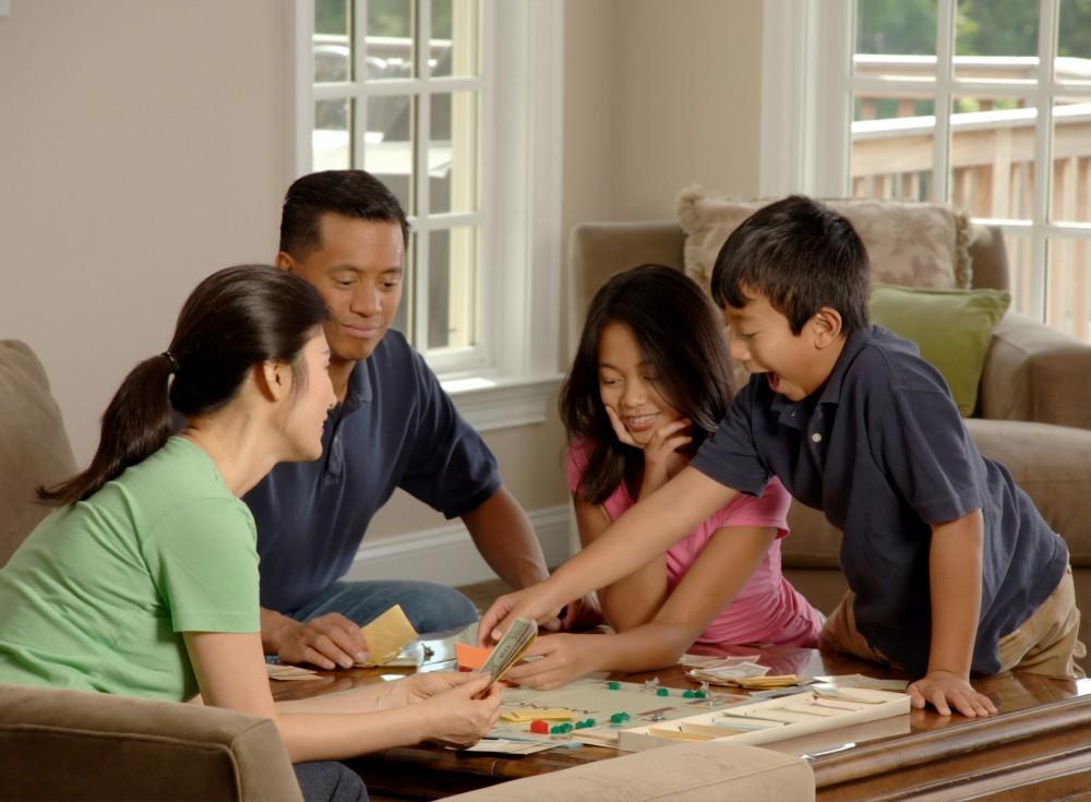 Family Games Night – Old School Fun, New School Development