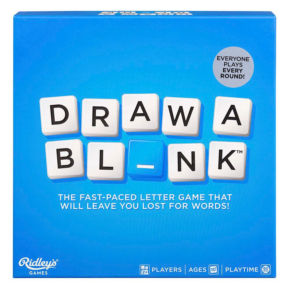 draw blank